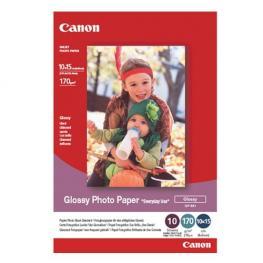 Canon Gp-501 10X15, Glossy 170 G, 10 Hojas
