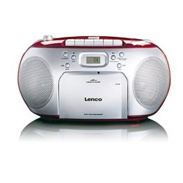 Lenco Scd-420 Rojo