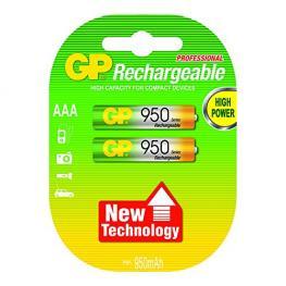 1X2 Gp Recyko+ Nimh Pilas Micro Aaa 950 Mah 120100Aaahcec2