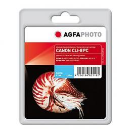 Agfaphoto Cli-8 Pc Foto  Cian Con Chip