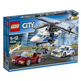 Lego City 60138 Persecución Por la Autopista