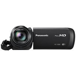Panasonic Hc-V380Eg-K Negro