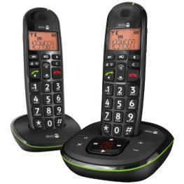 Doro Phoneeasy 105 Wr Duo Negro