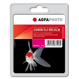 Agfaphoto Cli-551 Xl M Magenta