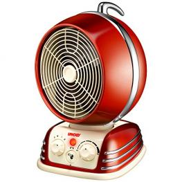 Unold 86203 Calefactor Classic Rojo