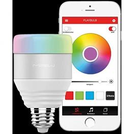 Mipow Playbulb Smart Led E27 5W (30W) Rgb Lámpara Blanco