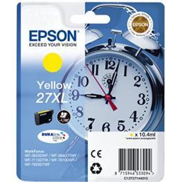 Epson Durabrite Ultra Ink 27 Xl Cartucho Amarillo T 2714