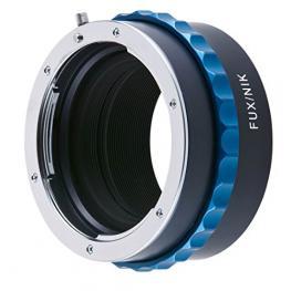 Novoflex Adapter Nikon F Lens To Fuji X Camera
