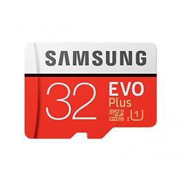 Samsung Microsdhc Evo+ 32Gb With Adapter Mb-Mc32Ga/eu