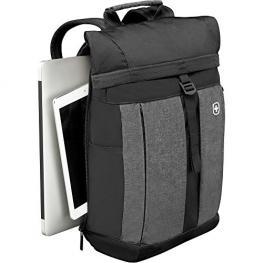 Wenger Metro Laptop Backpack Black