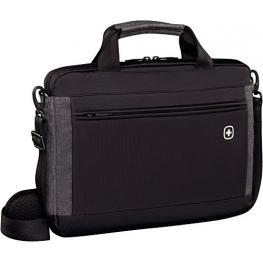 Wenger Incline 16  Laptop Slimcase / Tablet Pocket Black