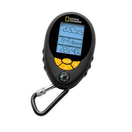 National Geographic Mobile Weather Station