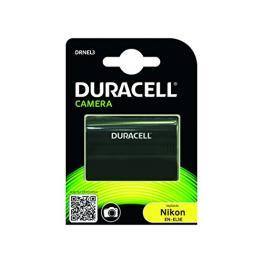 Duracell Li-Ion Akku 1600 Mah For Nikon En-El3 / En-El3A