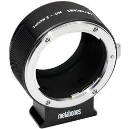 Metabones Adapter Nikon G Lens To Sony e Mount Camera