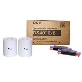 Dnp Ds 40 Media Ds 15X20Cm 2X 200 Impresiones