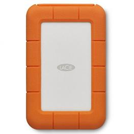 Lacie Rugged Usb-C Ssd     500Gb Thunderbolt Usb 3.0