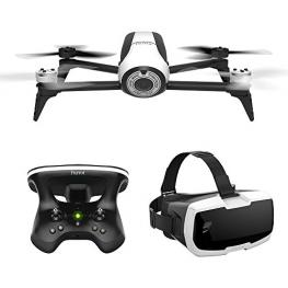 Parrot Bebop Drone 2 Blanco + Fpv Pack