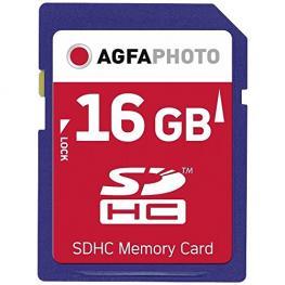 Agfaphoto Tarjeta Sdhc    16Gb
