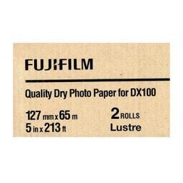 1X2 Fujifilm Dl Papel 230G 127Mm X 65M Lustre