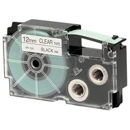 Casio Xr-12 X 12 Mm Negro/transparente