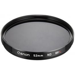 Canon Nd 8-L Filtro Gris 52