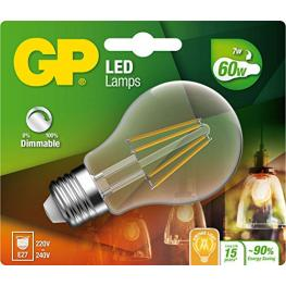 Gp Lighting Filament Classic E27 7W (60W) Regulable 806Lm