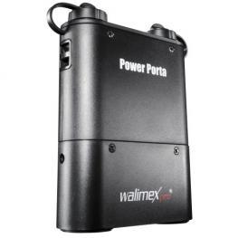 Walimex Pro Powerblock Porta Batería Negro