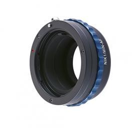 Novoflex Adapter Sony A Mount Lens To Nikon 1 Camera