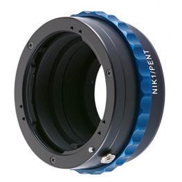 Novoflex Adapter Pentax K Lens To Nikon 1 Camera