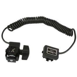 Walimex Cable Espiral Para Flash Pentax P-Ttl, 1/4 Pulgadas