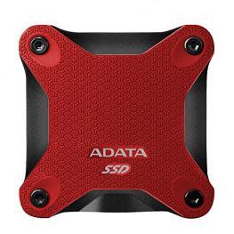 Adata Externo Ssd Sd600 Rojo 512Gb Usb 3.0