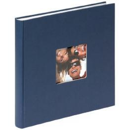 Walther Fun Blau           26X25 40 Seiten Buchalbum       Fa205L