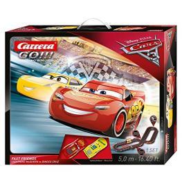 Carrera Go!!! Disney/pixar Cars 3 - Fast Friends      62419