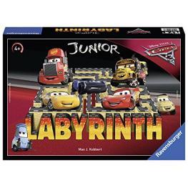 Ravensburger Disney/pixar Cars 3  Junior Labyrinth