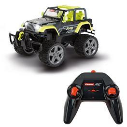 Carrera Rc 2,4 Ghz  1:16 Jeep Wrangler Rubicon, Green