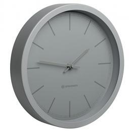 Bresser Mytime Dcf Reloj de Pared 25Cm Gris Claro