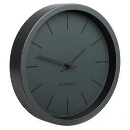 Bresser Mytime Dcf Reloj de Pared 25Cm Gris Mate