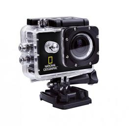 National Geographic Full-Hd Motion Action Camera 140° 30M