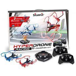 Silverlit Rc Hyperdrone Deluxe Kit