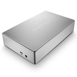 Lacie Porsche Design  6Tb Desktop Drive Usb 3.1