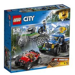 Lego City 60172 Verfolgungsjagd Auf Schotterp.