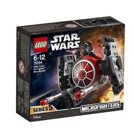 Lego Star Wars 75194 Microfighter First Order Tie Fi.