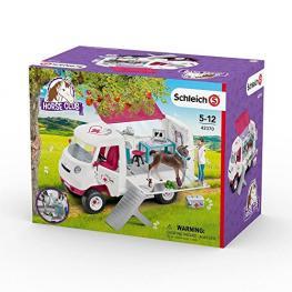 Schleich Horse Club        42370 Mobile Tierärztin M. Hann.Fohlen