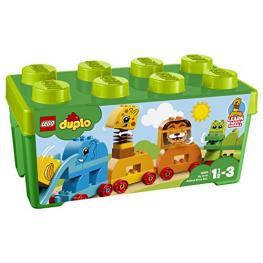 Lego Duplo 10863 Meine Erste Box Mit Ziehtieren