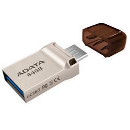 Adata Otg Stick Uc360 64Gb Usb 3.1 Auf Micro Usb
