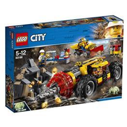 Lego City 60186 Bohrgerät Für Den Bergbau