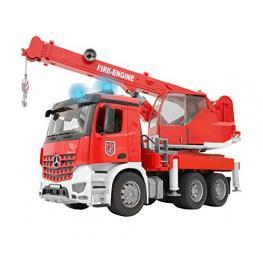 Bruder Mercedes Benz Arcos Feuerwehr Kran