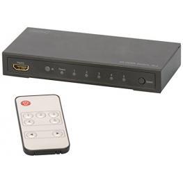 Digitus 4K Hdmi Switch 5X1