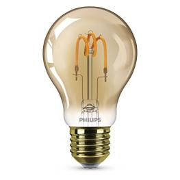 Philips Led Lamp E27 Vintage 2,3W (14W) 2000K 125Lm Flame