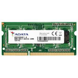 Adata Premier Ddr3 Sodimm 4Gb 1600 204Pin